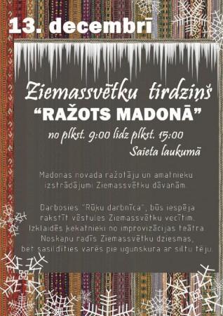Madona-ziemassvetki