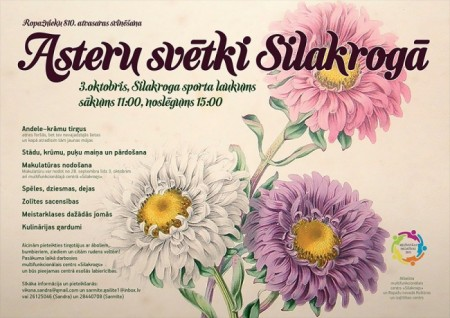 Asteru svētki Silakrogā